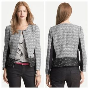 Banana Republic Tweed Jacket Size 2 NWT